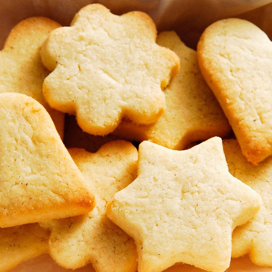 Как сделать тесто для печенья в печеньице